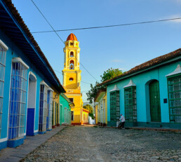Havana and Trinidad: The buildings tell the story